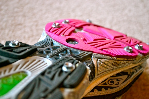 How To Put Studs In Your Running Shoes The Runner S Plate